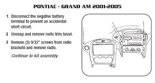 radio wiring diagram grand am radio wiring diagrams online