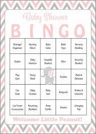 Fun Baby Shower GamesBaby Shower Bingo Cards Printable