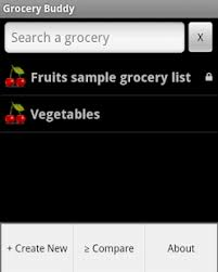 Grocery Buddy - Apps On Google Play