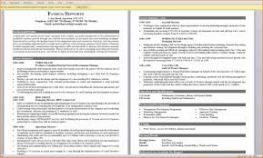 8 Example Of Good Cv Penn Working Papers