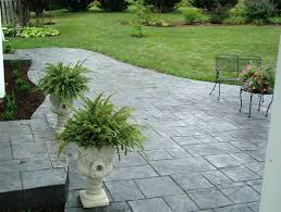 cost of stamped concrete patio modern style stamped concrete patio cost per square foot home design