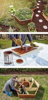 how to build a hexagon planter unique