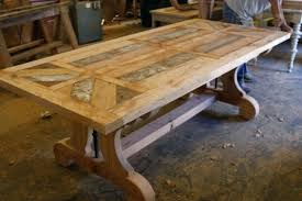 gorgeous unfinished pine table top round wood tops 48
