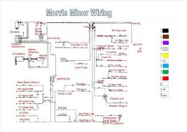 wiring diagram morris minor owners club wiring diagram