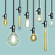 large glass pendant lamp decoration big light bulb hanging lights retro vintage lamps latest trend bulbs cord