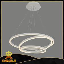 modern hanging circle led pendant light ml8051a105r