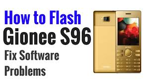 Gionee S96 Flash done with Flash tool ...