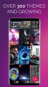3D Parallax Background - 4D HD Live ...