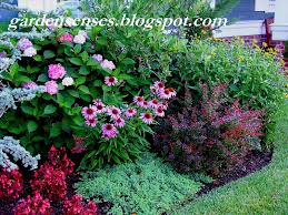 Small Picture Perennial Garden Layout Ideas Garden ideas and garden design