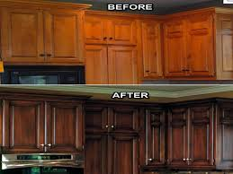 cabinet refinishing before and after home design inspiration