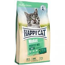<b>HAPPY CAT MINKAS</b> PERFECT MIX 10KG