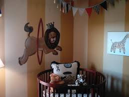 circus nursery decor circus themed room circus decor bedding circus crib