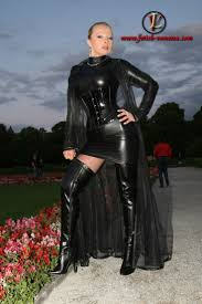 216 best images about ladies LEATHER latex 18 on Pinterest