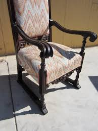 antique arm chair carved antique office chair accent chair antique furniture antique office chair