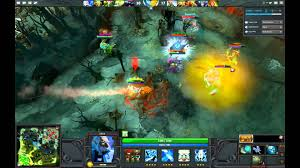 dota 2 zeus double rampage youtube