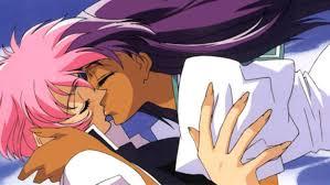 Lesbian anime top 8