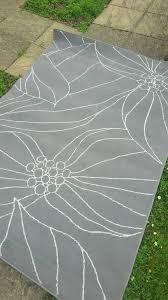 grey ikea gislev rug
