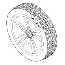 160080 01 10 inch wheel procom heating
