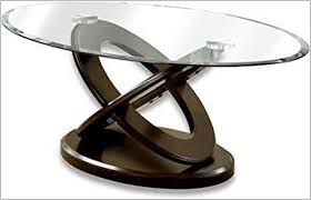 furniture of america evalline oval