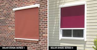 exterior window shades. Exellent Window A Shade Designed For Every Home Inside Exterior Window Shades 0