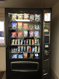Vending Machine Types