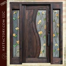 stained glass doors interior uk stained glass doors craftsman traditional leaded beveled entry side antique uk
