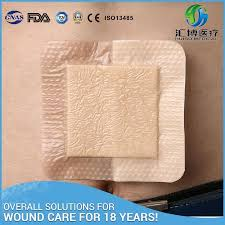 <b>CE Approved</b> New Medical Foam Dressing Suppliers and Factory ...