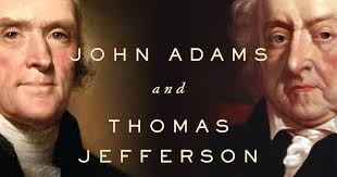 Image result for Adams to Jefferson