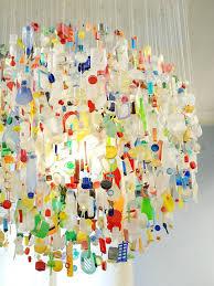 best plastic chandelier ideas on water bottle art part 3
