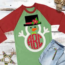 Free transparent christmas vectors and icons in svg format. Snowman Monogram Svg Christmas Monogram Christmas Shirt Christmas Monogram Tshirt Monogram Svg Christmas Cricut Designs Silhouette Design Svg For Cricut