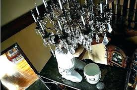 best way to clean crystal chandelier crystal chandelier cleaner where to spray how clean chandeliers best way to clean crystal chandelier