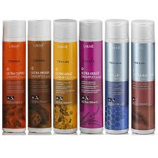 lakme ultra violet shampoo шампунь