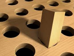Systems Breakdown Case Study: A Square Peg and a Round Hole