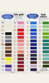 Americolor Mixing Chart For Icing Icing Colors Pinterest
