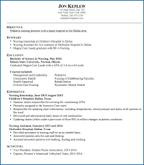 Psych Nurse Resume Cool Resume Sample For Mental Health Nurse Together With Er Nursing