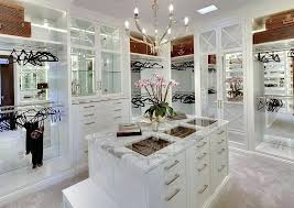 luxury walk in closet with mirror behind bed ikea ideas