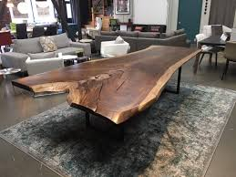 Redwood Slab Dining Table Wood Slab Tables Coffee Table Wood Modern Coffee Table Modern