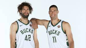 band of brothers: Brook & Robin Lopez ...