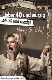 Bildergebnis Für Geburtstagskarte Lustig 40 Frau Kartki Urodzinowe