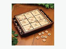 Wooden Sudoku Game Board Deluxe Wooden Sudoku Game Board North York Toronto 9