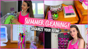 Summer Cleaning | Organize your Room for Summer! DIY + Tips and Tricks! -  YouTube