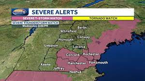 Severe thunderstorm watch narrowed as ...