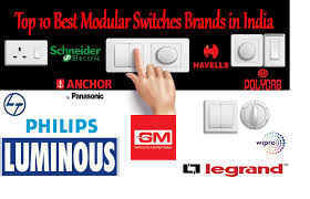Best Light Switches In India Top 10 Best Modular Switches Brands In India 2019 For Homes
