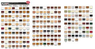 Mohawk Stain Color Chart Related Keywords Suggestions