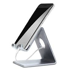 ELV Desktop Cell <b>Phone</b> Stand <b>Tablet Stand</b>, Aluminum Stand ...