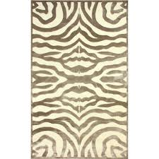 brown and white rug brown and white zebra rug design idea decorations really throughout decor furniture