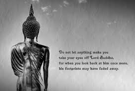 Enlightenment Quotes Gorgeous Dhamma Image Quote Keep Your Eyes On Lord Buddha At Enlightenment