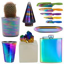 Small Picture Oil Slick Home Decor Products POPSUGAR Home