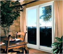 replace a sliding glass door window cost
