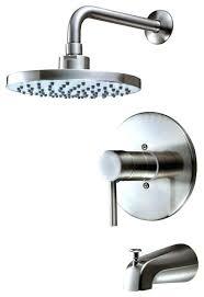 shower and tub faucet sets three handle tub shower faucet sets three affordable designs regarding tub